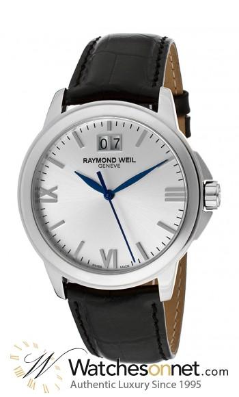 Raymond Weil Tradition  Quartz Men's Watch, Stainless Steel, White Dial, 5476-ST-00657