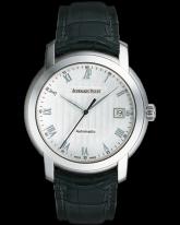Audemars Piguet Jules Audemars  Mechanical Men's Watch, 18K White Gold, White Dial, 15120BC.OO.A002CR.01