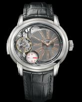 Audemars Piguet Millenary  Automatic Men's Watch, Platinum, Skeleton Dial, 26371TI.OO.D002CR.01