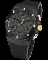 TW Steel Pilot  Chronograph Quartz Men's Watch, , Black Dial, TW682