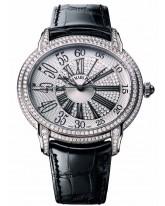 Audemars Piguet Millenary  Automatic Men's Watch, 18K White Gold, Diamond Pave Dial, 15336BC.ZZ.D102CR.01
