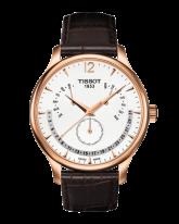 Tissot T-Classic  Quartz Men's Watch, Stainless Steel, Silver Dial, T063.637.36.037.00