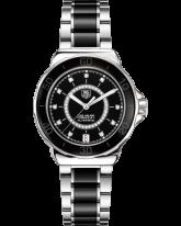 Tag Heuer Formula 1  Automatic Women's Watch, Stainless Steel, Black & Diamonds Dial, WAU2210.BA0859