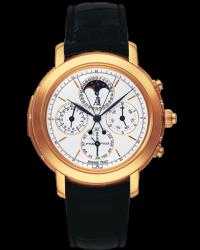 Audemars Piguet Jules Audemars  Grand Complication Men's Watch, 18K Rose Gold, White Dial, 25866OR.OO.D002CR.02