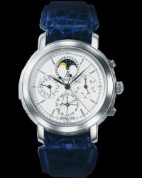 Audemars Piguet Jules Audemars  Grand Complication Men's Watch, Platinum, White Dial, 25866PT.OO.D002CR.01