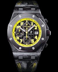 Audemars Piguet Royal Oak Offshore Limited Edition Chronograph Automatic Men's Watch, Carbon Fiber, Black Dial, 26176FO.OO.D101CR.01