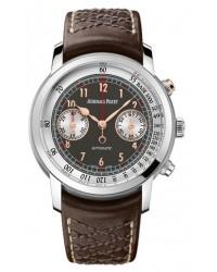 Audemars Piguet Jules Audemars  Automatic Men's Watch, 18K Rose Gold, Silver Dial, 15180OR.OO.A102CR.01