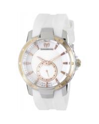 Technomarine   Quartz Women's Watch, Stainless Steel, White Mother Of Pearl Dial, 610009