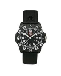 Luminox Series 3050 EVO  Quartz Men's Watch, Plastic, Black Dial, 3051