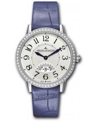 Jaeger Lecoultre Rendez-Vous  Quartz Women's Watch, Stainless Steel, Silver Dial, 3478421
