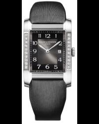 Baume & Mercier Hampton Classic  Quartz Men's Watch, Stainless Steel, Black Dial, MOA10022