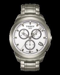 Tissot Titanium  Quartz Men's Watch, Titanium, Silver Dial, T069.417.44.031.00